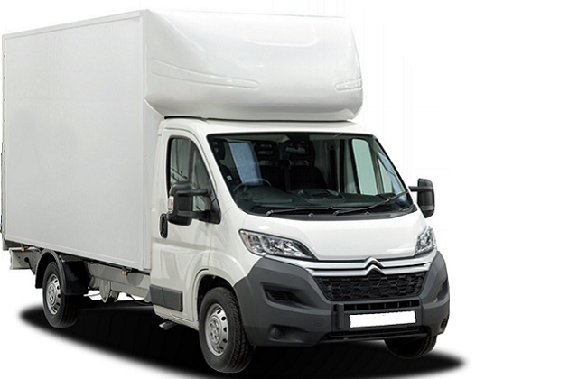 courier van hire with insurance