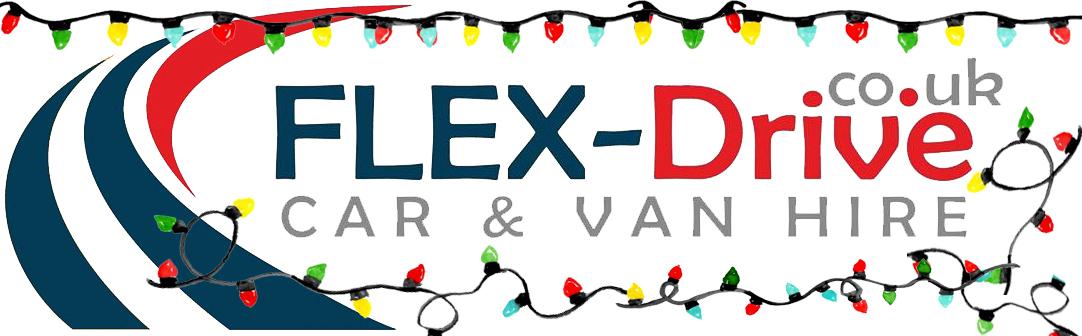 Flex-Drive Car & Van Hire Company in London - Logo