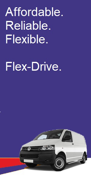 Flex-Drive Car & Van Hire Company in London
